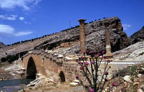 Adıyaman İli Tarihi Köprüsü Resimi